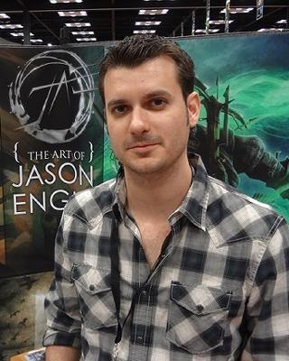 ENGLE Jason