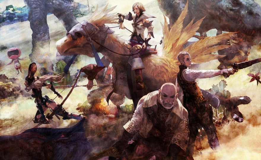 Final Fantasy XII: The Zodiac Age sur PC