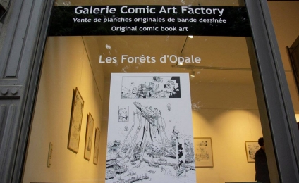 La Comic Art Factory