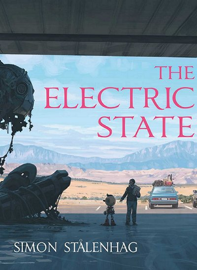Electric state, The