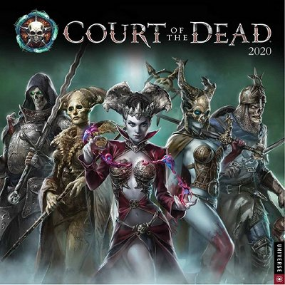 Court of the Dead 2020