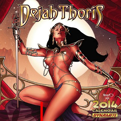 Dejah Thoris 2014