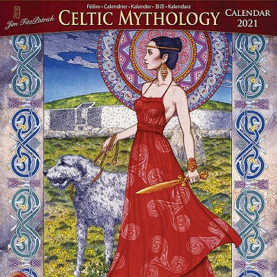 Celtic Mythology 2021