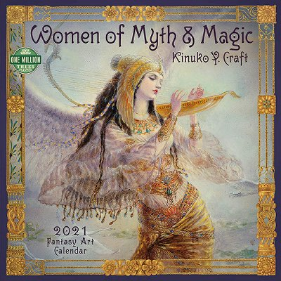 Women of myth & magic 2021